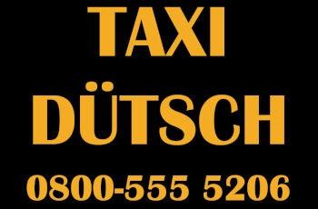 Taxi Dütsch Logo